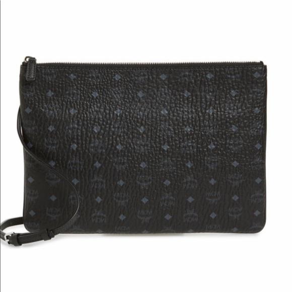 8b3a0fd29798 MCM Bags | Black Crossbody Bag | Poshmark